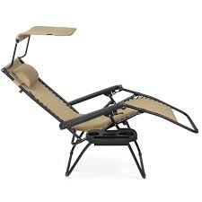 unique zero gravity lounge chair with sunshade for home design ideas with zero gravity lounge chair