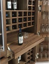 wine cellar furniture. For Sale On - Cabinet Wine Storage In Solid Walnut Wood. Central Unit With Two Drawers And Pull-out Shelves. Cellar Furniture R