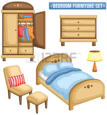 bedroom furniture clipart. pin chair clipart bedroom furniture #4 n