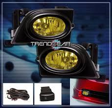 fog light wiring instructions images 2008 honda civic dx ex lx si sedan 4dr bumper yellow fog light harness