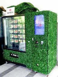 Salad Vending Machines Fascinating China Manufacturer