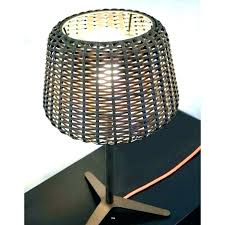 outdoor table lamps for patio lamp in
