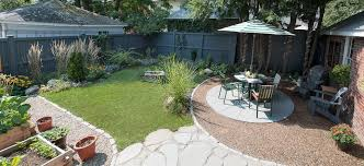 Backyard Landscape Designs Awesome Transition Spaces In Landscape Design