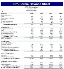 Personal Cash Flow Statement Template Proforma Accounting Pro Forma