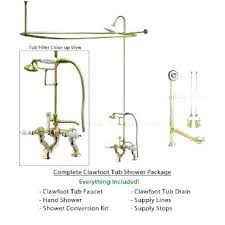 old clawfoot tub faucet parts idea for shower faucets super and