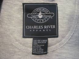 Vintage Charles River Apparel The Performer Jacket Mens Size