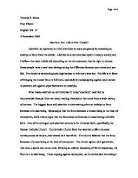 essay on abortion pro life twenty hueandi co essay