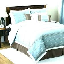 teal and brown bedding comforter sets