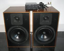 kef reference speakers. classic kef reference 102 speakers with kube equaliser £200 ono kef