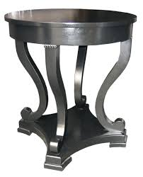 black round end table round end table black black table and chairs the range black round end table