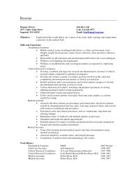 Resume Objective Samples Objectives For It Of A Internship