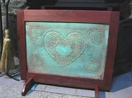 hclvr239 3final put some heart into your hearthside with this fireplace screen here s how to make
