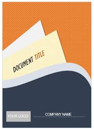 How To Design A Cover Page 17 Creative Cover Pages Designs For
