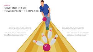 Bowling Powerpoint Template And Keynote Slidebazaar