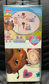 new doc mcstuffins wall decals l