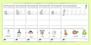 Lower Case Letter Practice Sheet Letters Practice Sheet Letter Formation Worksheets A Z Handwriting