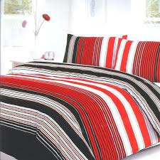 full image for red and black duvet cover cream and black duvet covers red and