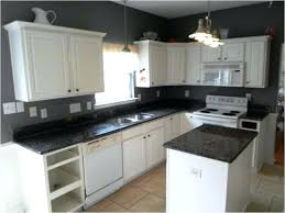 white kitchen cabinets with black granite countertops black granite kitchen fresh white kitchen cabinets with white