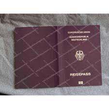 German Passport Passport German German German Passport Passport Passport German