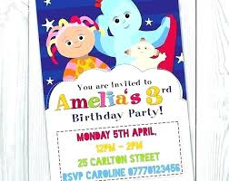 Personalised Birthday Invitations For Kids Personalised Party Invitations Cars 3 Birthday Invitations Awesome