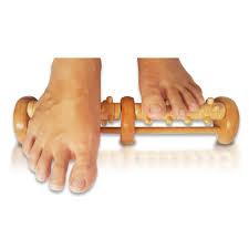 deep tissue foot massager