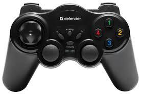 <b>Геймпад Defender Game Master</b> Wireless — купить по выгодной ...