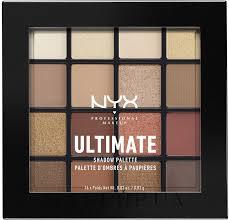 <b>NYX Professional Makeup</b> Ultimate <b>Shadow</b> Palette - Палетка ...