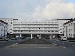 Weisse Stadt Aroser Allee Bauhaus Architecture Berlin By Otto