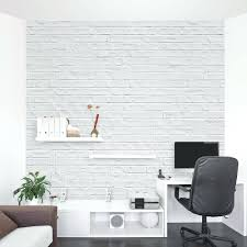white exposed brick wallpaper wall mural wallpapers