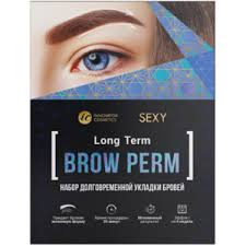 <b>Набор</b> долговременной укладки бровей Innovator cosmetics <b>Sexy</b> ...