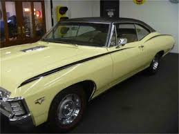 1967 Chevrolet Impala SS for Sale on ClassicCars.com