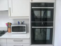 double oven slide away door sliding designs with ovens