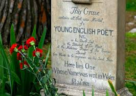 writ in water the enduring mystery of keats s last words on history