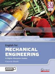 Mechanical Engineering Textbooks English For Mechanical Engineering Course Book Cds Marian Dunn