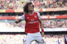 Arsenal 3rd in EPL as David Luiz scores 1st goal for Gunners