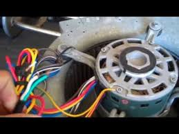 hvac fan wiring for standalone use 120 volt outlet youtube Wiring a 220 Motor hvac fan wiring for standalone use 120 volt outlet