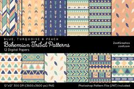 Bohemian Patterns Simple Decorating