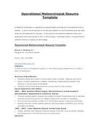 Government Resume Examples How To Write A Resume For A Federal