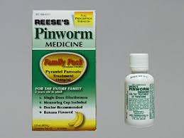 Reeses Pinworm Medicine Oral Uses Side Effects