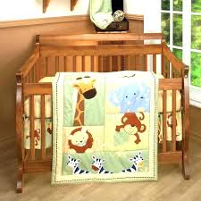 safari crib set safari crib bedding set safari baby blankets medium image for cotton baby blankets safari crib set jungle babies safari bedding