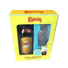 kahlua gift set holiday