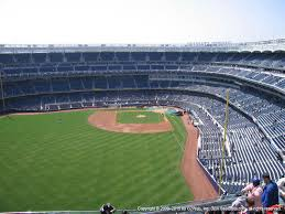 Citi Field Lady Gaga Seating Chart Yankee Stadium View From Grandstand Outfield 434b Vivid Seats
