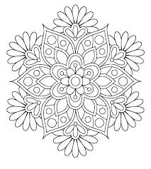 Mandala Coloring Pages Printable Free Amazingly Relaxing Free