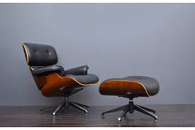 herman miller lounge chair replica. Iconic Lounge Chair And Ottoman Replica Designed By Charles Ray Eames For Herman Miller Photo E