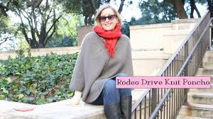 Free Knitted Poncho Patterns Magnificent Design Inspiration