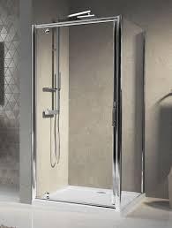 novellini lunes g pivot shower door 900 chrome finish lunesg84 1k