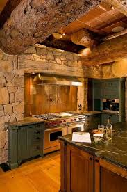 image 23692 from post kitchen ideas for log homes with log cabin living room decor also log cabin homes pictures in kitchen