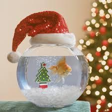 Deep Sea Christmas Tree Ornaments. fish tank decorations