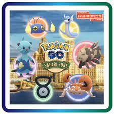 Pokémon GO APK - Apps version