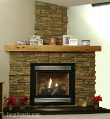 corner stone fireplace faux stone gas fireplace corner stone fireplace faux stone gas fireplace stacked stone